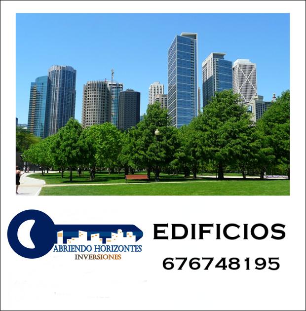Venta y compra de Edificios Emblemáticos en España